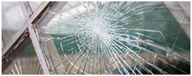 Forest Hill Smashed Glass